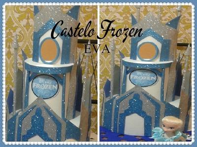 DIY Como fazer castelo  EVA! Jessyka Pink Star