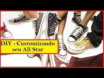 DIY: Customização de All Star