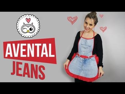 DIY: Customização - Transforme sua calça Jeans velha em Avental :: EspertinhaReal ::