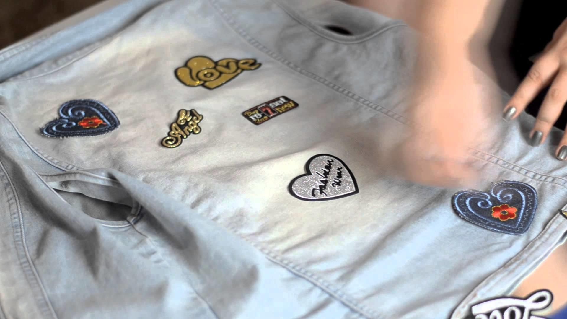Diy: Customizando Jeans com Patches