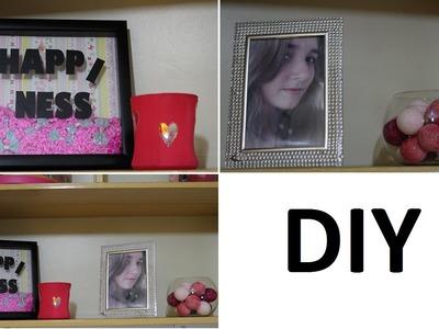 DIY | Decoração para quarto - Room Decor
