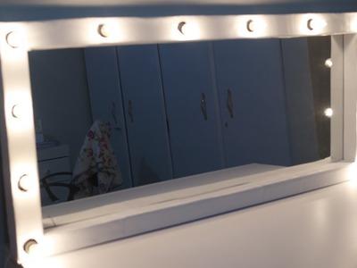 DIY Espelho Camarim