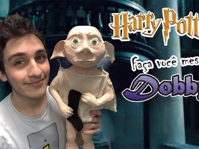 DIY; Faça você mesmo Dobby! Harry Potter!