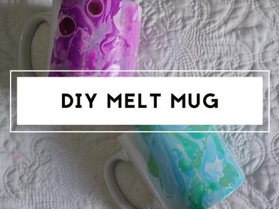 DIY Melt Mug - Blog Love Triangle