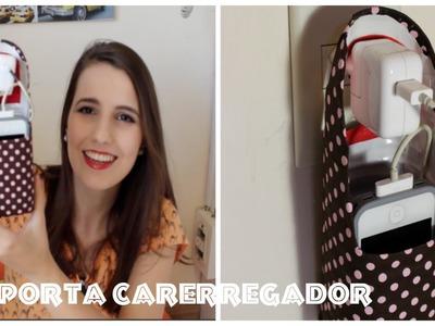 DIY: Porta Carregador de Celular