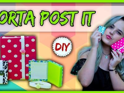 DIY: Porta Post It - Super útil e fofo!