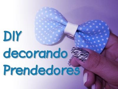 DIY Prendedores de Roupa Decorados com E.V.A