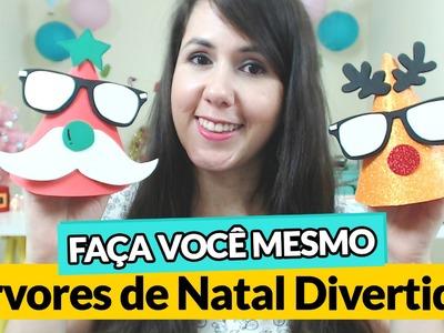 ENFEITES DE NATAL DIVERTIDOS ♥ DIY