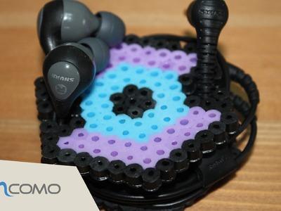 Enrolador de phone caseiro (Porta Fone de Ouvido)