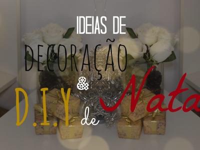 Ideias de decoração & D.I.Y de Natal ❄ My Christmas Affair