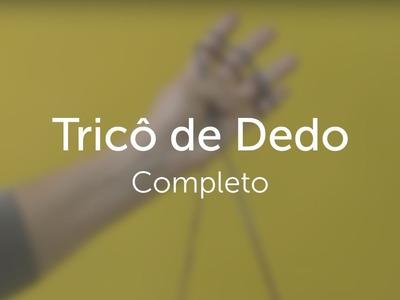 Tricô de dedo - DIY