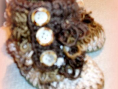Botitas de crochet, Dos modelos. turorial