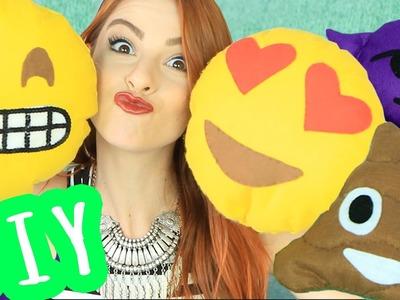 DIY :: Almofadas de Emoji  ♥  SÚPER FÁCIL!