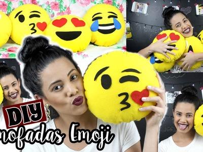 DIY | Almofadas Emoji