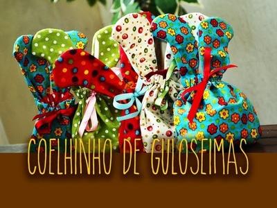DIY ::: Coelhinho de Guloseimas