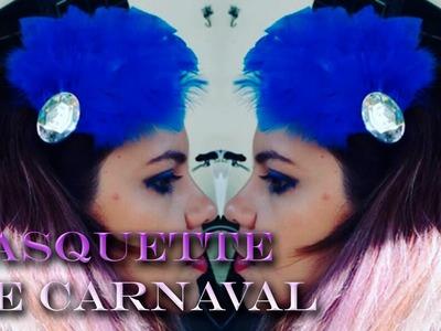 DIY :: Enfeite de Cabelo para o Carnaval - Casquette