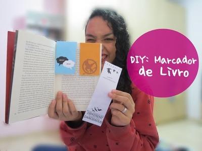 DIY Marcador de Livro com Ímã - #VEDA18