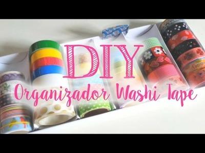DIY - Organizador de Washi tape