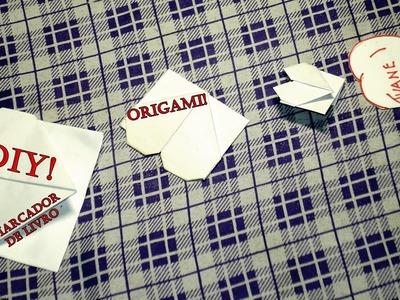 DIY | Origami | Marcador de livro.