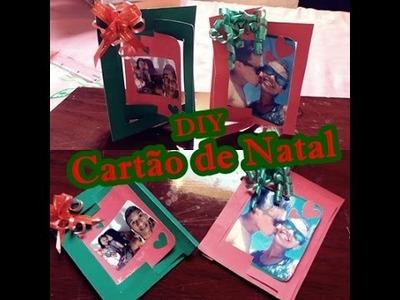 DIY Presente Criativo para o Namorado ,Familiares , Amigos. Cartão de Natal