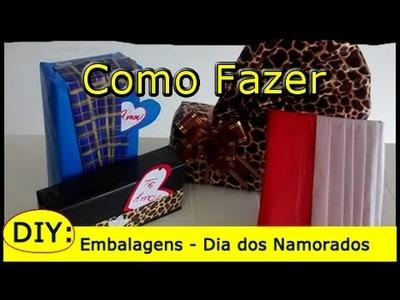DIY: Presente Dia dos Namorados - Como Embalar #02