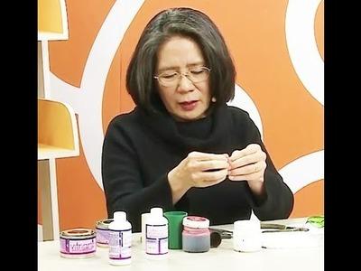 Physalis com Junko Miazato | Vitrine do Artesanato na TV