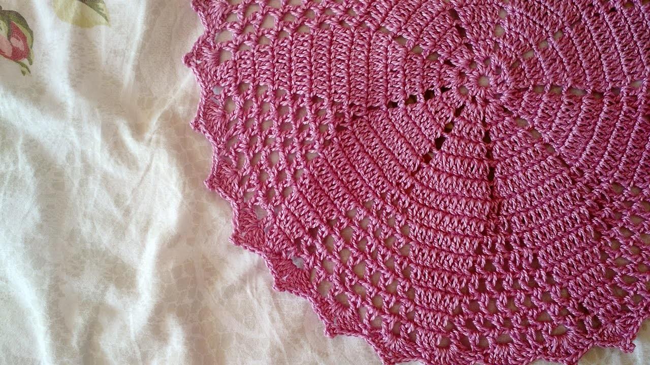Toalhinha de crochet | #2 Camilaarts