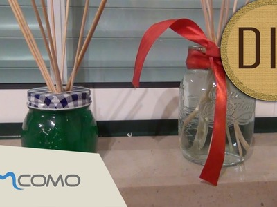 Como fazer aromatizador de ambiente caseiro | DIY