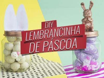 DIY: Lembrancinha de Páscoa com Mini Ovos de Chocolate| Drops das Dez