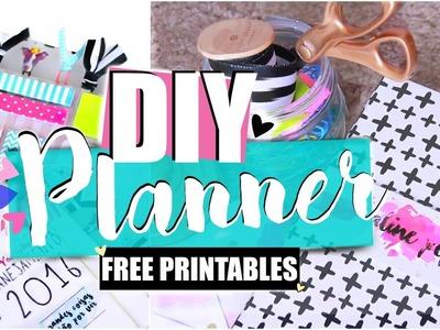 DIY Planejamento e Organização - DIY Planner, por Aline Pepe