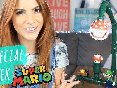 DIY :: Luminária Mario Bros - Especial Geek