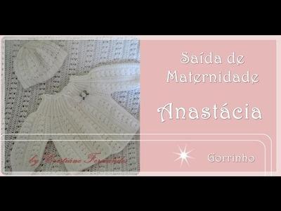 SAÍDA DE MATERNIDADE ANASTÁCIA - 3.4 - Gorrinho