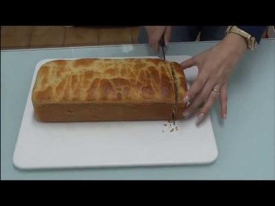 Receita de Pão de Forma - Cucinadijuliana