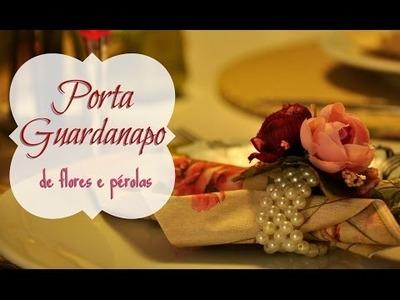PORTA GUARDANAPO D.I.Y. | #POCFazendoArte Ep. 26