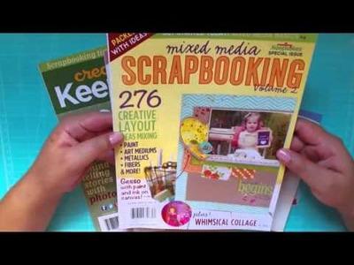 Comprinhas Scrapbook a partir 1,00 - Scrapbook by Tamy