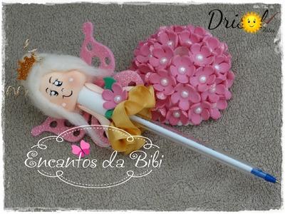 Ponteira - Borboleta Rainha