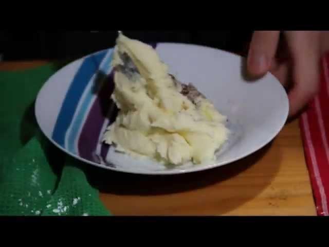 Receta Rápida y fácil de Crema para Cupcakes( Buttercream)