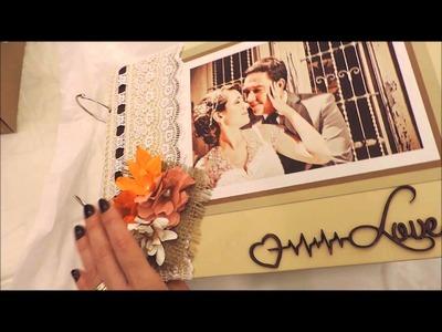 Álbum Casamento - Atelier Bela Arteira
