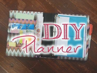 Como fazer seu planner estilo fichário personalizado