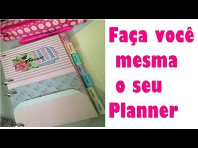 Como Fazer um Planner