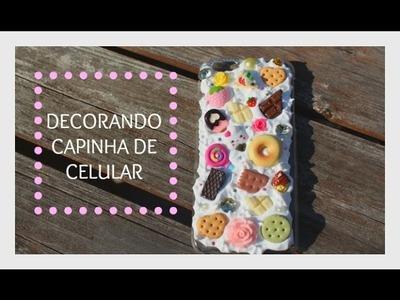 DIY Capinha de Celular  .
