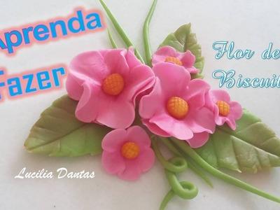 ♥ DIY-Flores simples e lindas_Lú Passo a Passo ♥