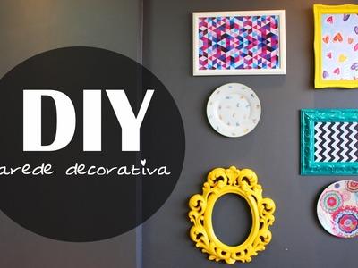 DIY: Parede Decorativa