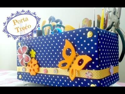 DIY: Porta Treco (caixa organizadora)
