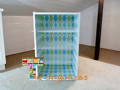 Estúdio de criação - armário