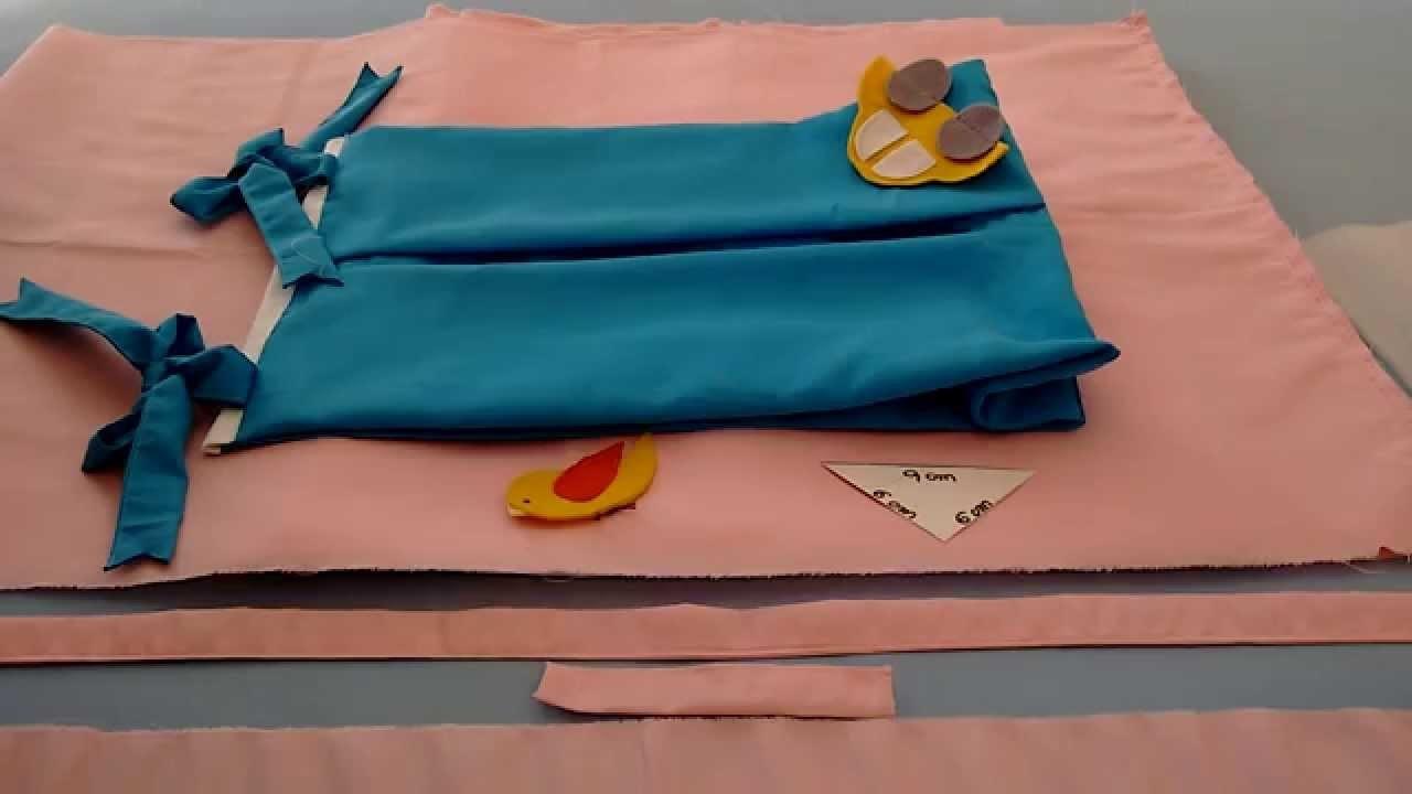 Pap porta fraldas ( dipilikibaby ) embutido rápido simples e fácil