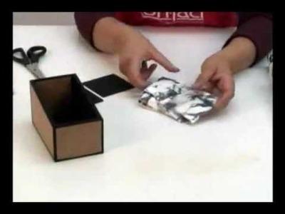 Artesanato - Porta Controle Remoto