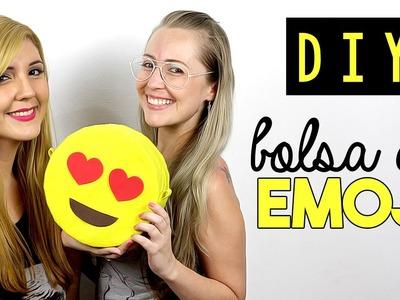 DIY :: Bolsa de Emoji ft Dany Martines | Projeto DIY