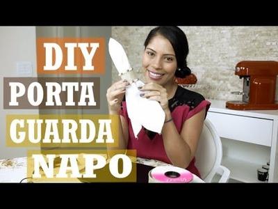 DIY - Porta Guardanapo #VEDA11
