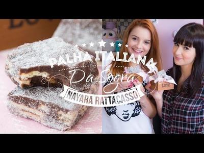 PALHA ITALIANA feat. NAYARA RATTACASSO | VEDA 24 Dani Noce #CEDA